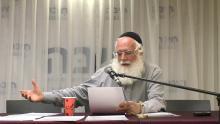 שירת החיים, הרב אמנון ברדח, בית המדרש ראש פנה